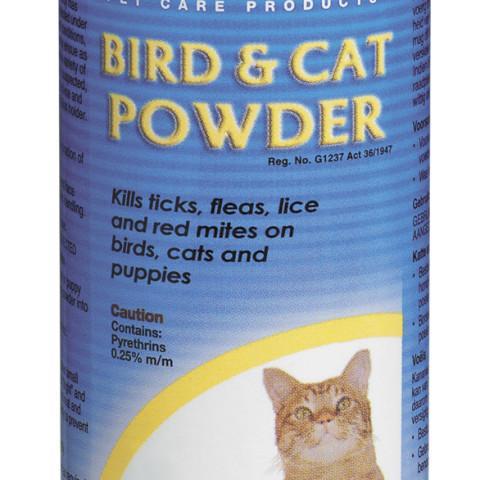 Pulvex Bird & Cat Powder