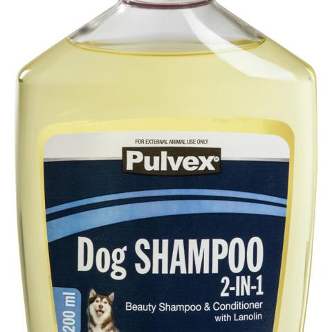 Pulvex 2in1 Shampoo200ml
