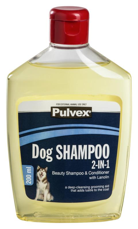 Pulvex 2in1 Shampoo200ml