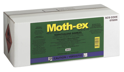Moth-Ex NaphMarbles5kg