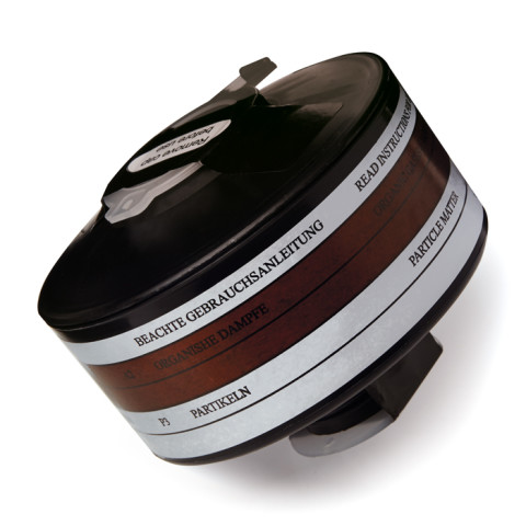 Canister A2P3 (Brown - Organic)