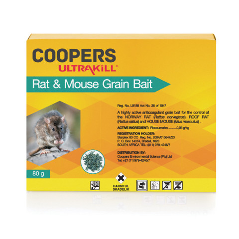 Coopers Grain Bait 80g