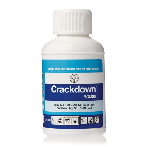 Crackdown WG