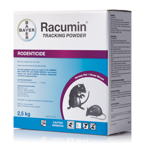 Racumin Tracking Powder Coopers Es Professional Pest
