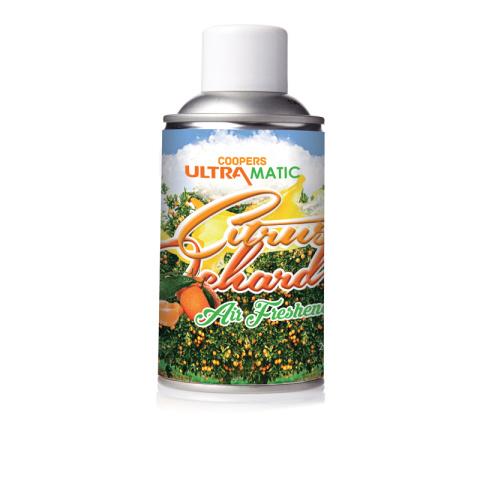Ultramatic Aerosol Airfreshener - citrus