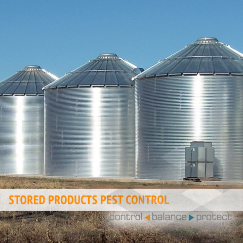 Stored Products Pest Control